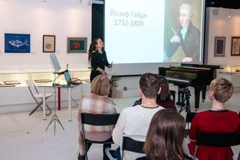 Вечер классической музыки в Современном музее каллиграфии