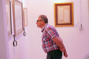 Representatives of museums and parks from across Russia visited Contemporary Museum of Calligraphy