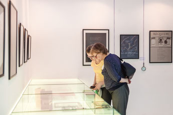 Exhibition ''The Immortal Flame bequeathed to us''