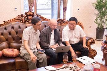 Новая встреча с Чжао Сюэли