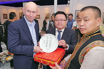 Делегация из Монголии