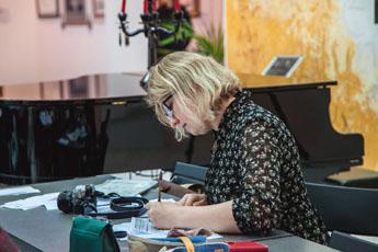 В музее каллиграфии прошел интенсивный курс Майкла Салла по Спенсериану
