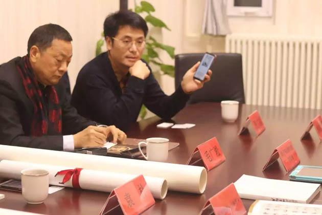 Подготовка к выставке «Великая китайская каллиграфия и живопись» идет полным ходом