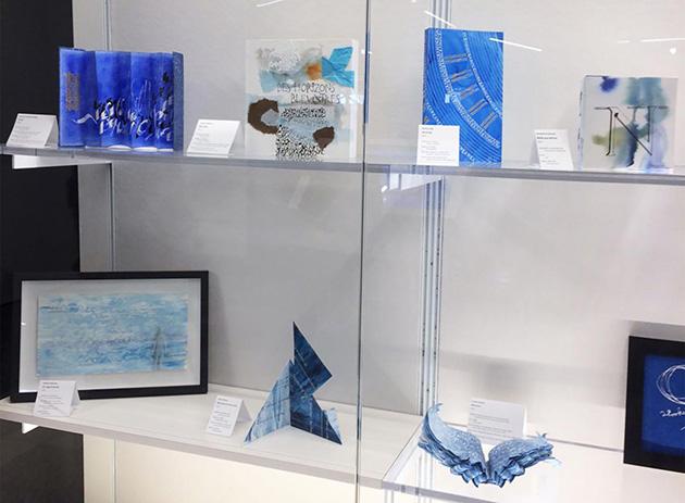 В библиотеке университета Конкордиа началась выставка каллиграфии