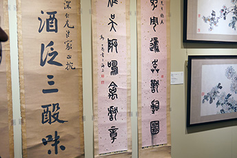 Delegation of Contemporary Museum of Calligraphy visited Hong Kong as a part of business trip across China