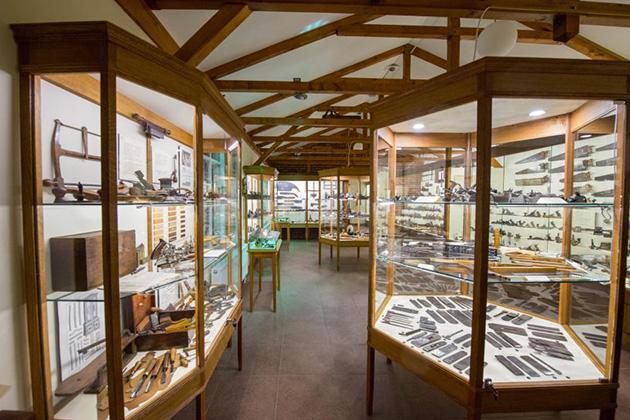 Частный музей столярных инструментов, г. Пушкино, Московская область