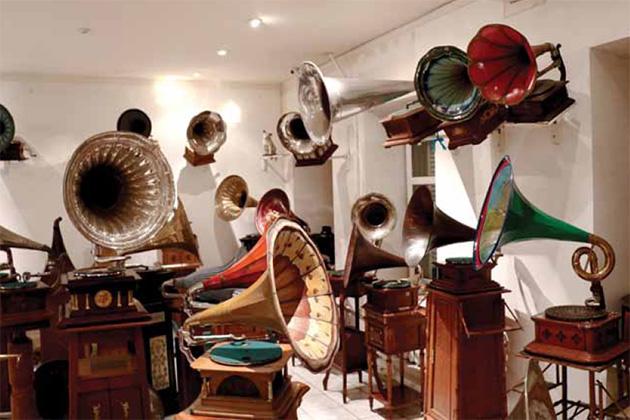 Частный музей граммофонов и фонографов, Санкт-Петербург