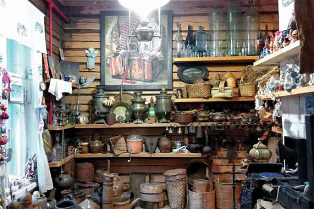 Музей Крестьянского быта, г. Сергиев Посад, Московская область