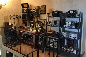 Заключительный пункт майской экспедиции — Музей Радио в Переславле-Залесском