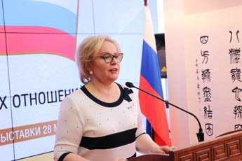 Great Russian and Chinese Calligraphy exhibition opens in State Duma