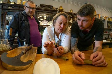 Экспедиция по частным музеям прибыла в Сергиев Посад