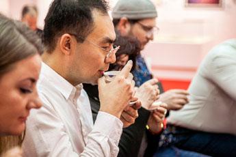 В преддверии выставки китайского чая «Один пояс – один путь» состоялась пресс-конференция