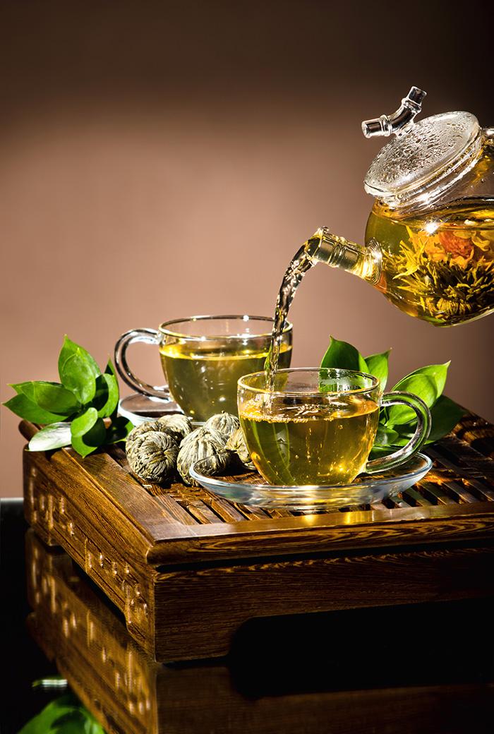 Выставка китайского чая «Один пояс – один путь» в Москве