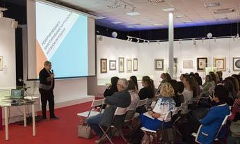 В Современном музее каллиграфии состоялся «Шестой открытый диалог» для преподавателей ВУЗов