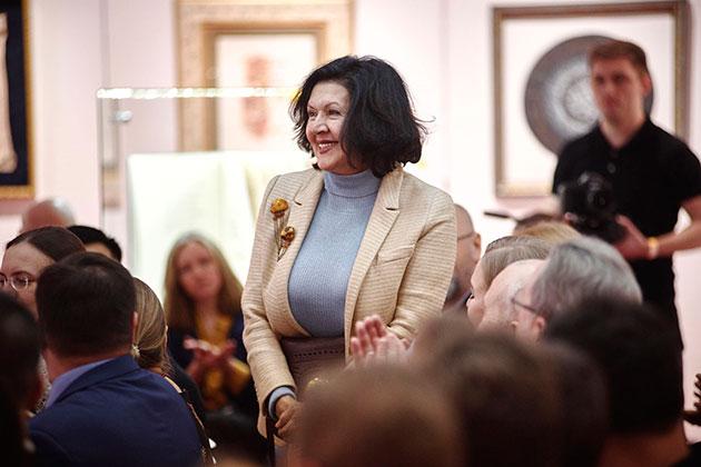 Культурный атташе Посольства Республики Армения в РФ посетила Музейно-просветительский центр «Сокольники»