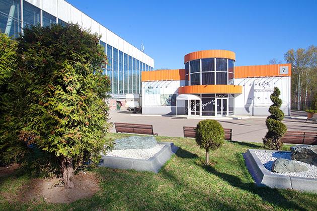 Музей мировой каллиграфии временно закрыт