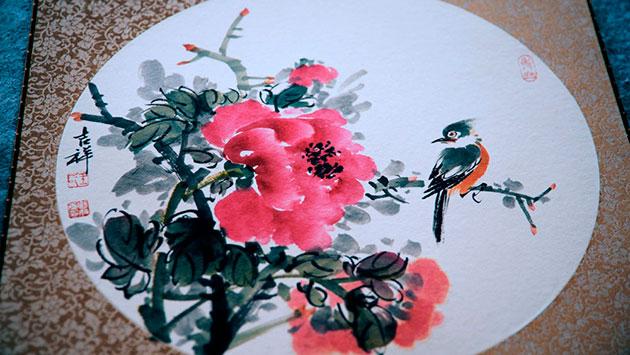 Уезд Тунхай – древняя родина живописи и каллиграфии