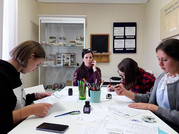 В Ставрополе выбрали победителей Международного конкурса каллиграфии