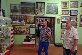 Музей ХХ век, или Назад в СССР. Малоярославец