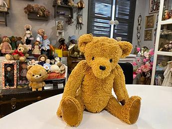 Частный музей «Комната плюшевых медведей», г. Пермь