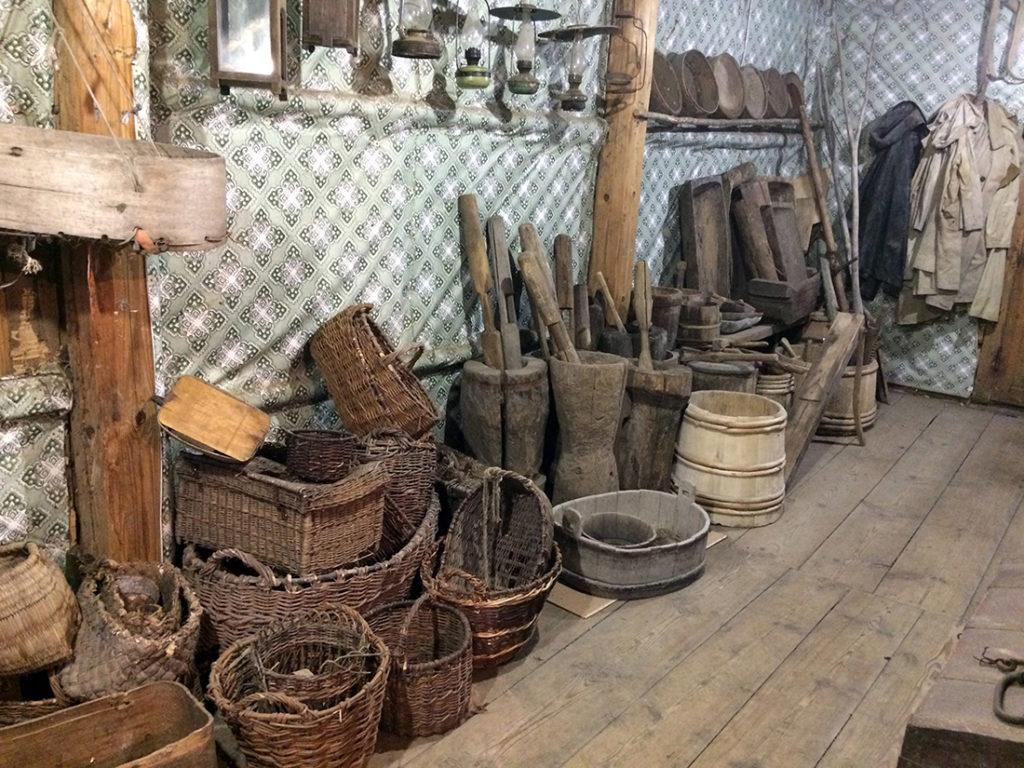 Краеведческий музей Городковической волости