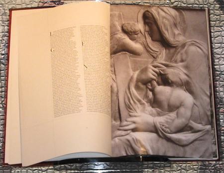 Каллиграфия в издательском доме Marilena Ferrari