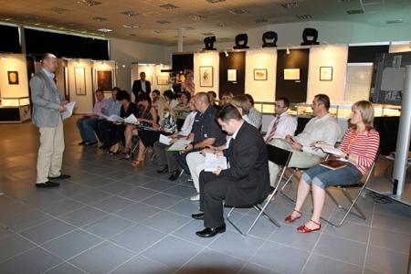 Собрание команды проекта «Международная выставка каллиграфии»: итоги и перспективы
