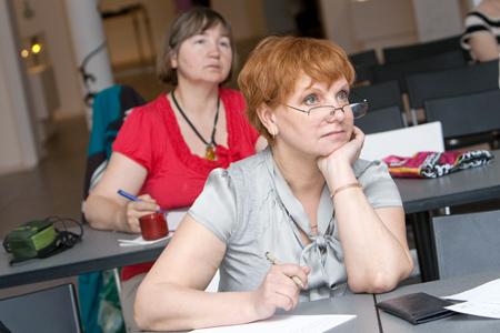 От бересты до компьютера. Дни славянской письменности — 2010 в Современном музее каллиграфии