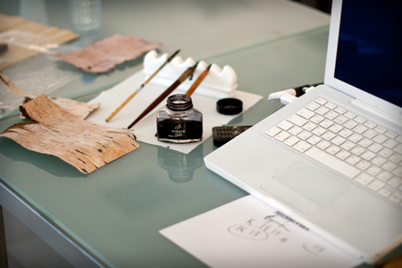 From Birch Bark to PC. The Days of Slavic Writing at the Contemporary Museum of Calligraphy