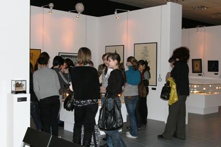 Важное событие в жизни Современного музея каллиграфии