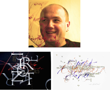 Two more members joined our calligraphic ranks!
