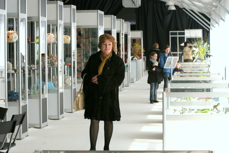 The new mobile pavilion presented on April 14th has met highest expectations