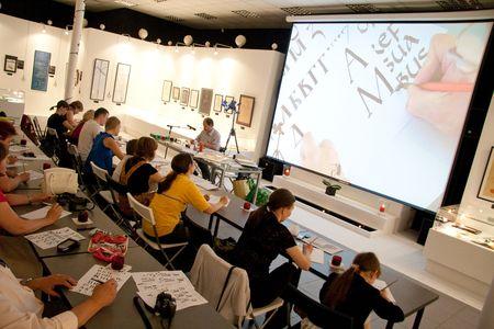 В Москве появится Национальная школа искусства красивого письма