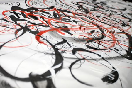 Master-classes by the world-known calligraphers in full swing