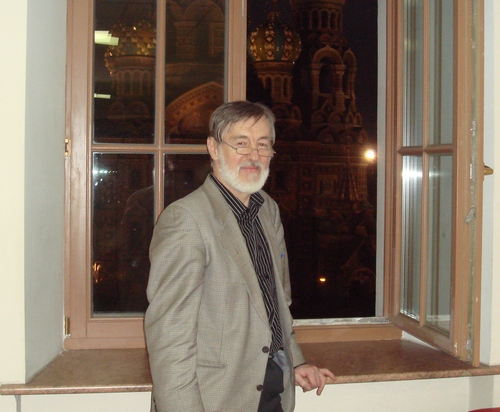 Петр Чобитько - новости каллиграфии