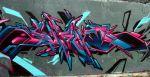 Граффити — каллиграфия